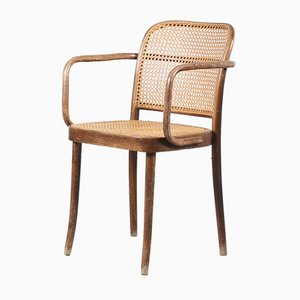 Dining Chairs by Josef Hoffmann, 1950s, Set of 4