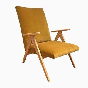 Scandinavian Armchair, 1970s