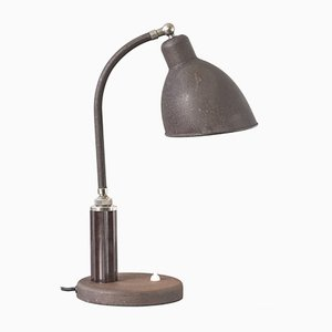 Grapholux Table Lamp by Christian Dell for MOLITOR, 1930s