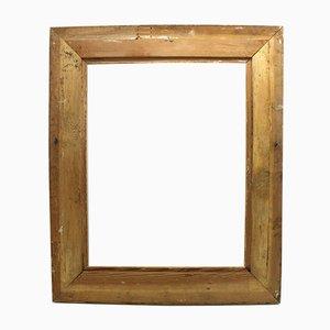 19th Century Golden Frame