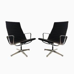 Sillones EA 116 de Charles & Ray Eames para Herman Miller, años 60. Juego de 2