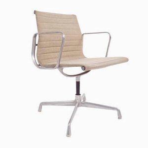 Modell Alu Group Schreibtischstuhl von Charles & Ray Eames für Vitra, 1960er