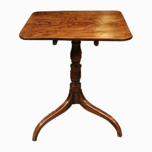 Tilt Top Side Table