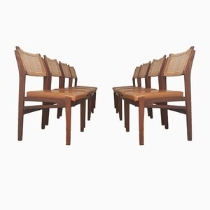 Dining Chairs from TopForm, 1962, Set of 8