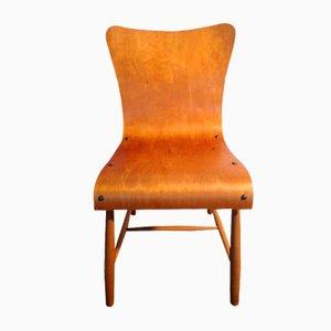 Stuhl aus Geformtem Sperrholz von Axel Larsson