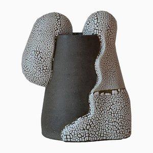 Lava Vase Breccia No2 by Helena Lacy