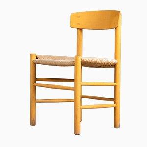 Vintage J39 Shaker Chair by Børge Mogensen, 1960s