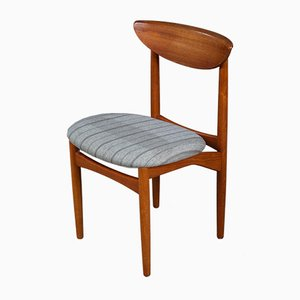 Mid-Century Danish Teak & Rosewood Dining Chairs by Kurt Østervig, 1960s, Set of 6