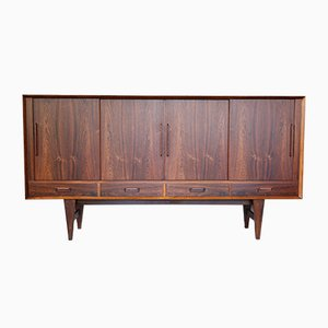 Mid-Century Rosewood Highboard, 1960s