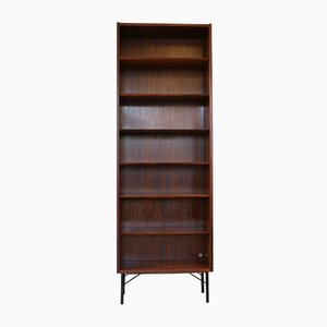 Mid-Century Danish Rosewood Bookcase by Poul Hundevad for Hundevad & Co., 1960s