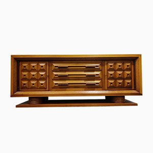 Credenza by Charles Dudouyt, 1940s