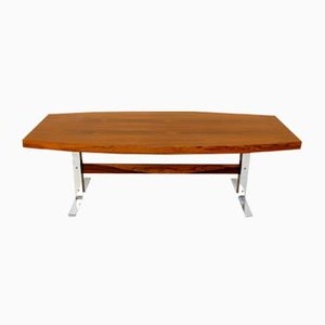 Rosewood Coffee Table by Johannes Andersen for Trensum, 1960s