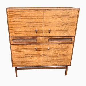 Rosewood Cabinet from A H Mcintosh, 1960s