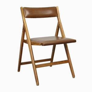 Vintage Eden Folding Chair by Gio Ponti