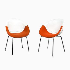 Italienische Vintage So Happy Stühle von Marco Maran für Maxdesign, 2er Set