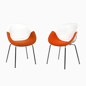Vintage Italian So Happy Chairs by Marco Maran for Maxdesign, Set of 2