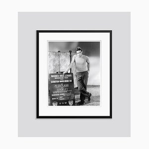 Marlon Brando Costume Test 1950 Archival Pigment Print Framed in Black by Everett Collection