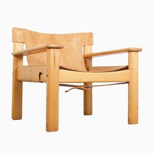 Natura Armlehnstuhl von Karin Mobring für Ikea, 1970er