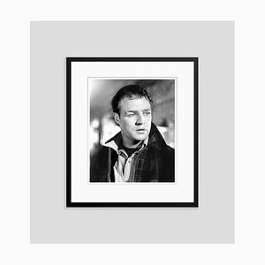 Marlon Brando on the Waterfront 1954 Archival Pigment Print Framed in Black by Everett Collection
