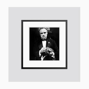 The Godfather 1972 Archival Pigment Print Framed in Black by Everett Collection