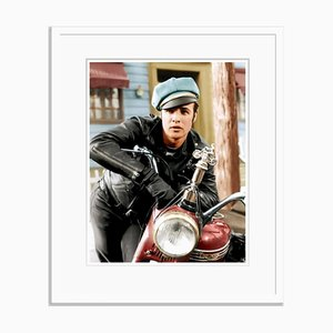 The Wild One in Color 1954 Framed in White by Everett Collection