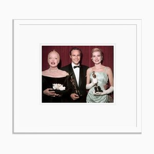 Academy Award Winners 1955 Framed in White by Everett Collection
