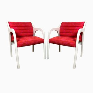 Vivalda Armchairs by Claudio Salocchi for Luigi Sormani, 1960s, Set of 2