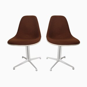 La Fonda Side Chairs from Charles & Ray Eames for Herman Miller, 1970s, Set of 2