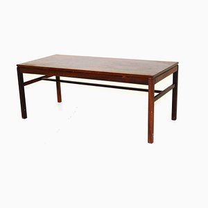 Rosewood Casino Bench from Tingström, 1960s