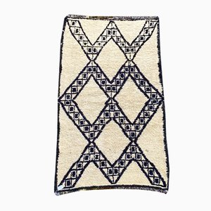 Beni Ouarain Berber Carpet, 1960s