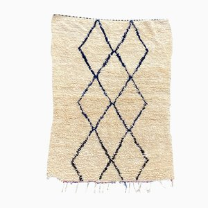 Beni Ouarain Berber Carpet, 1980s