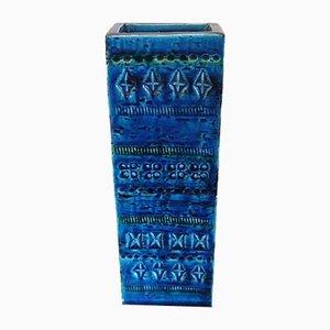Mid-Century Vase von Aldo Londi für Bitossi