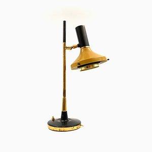 Lampe de Bureau Modèle 533 par Oscar Torlasco pour Lumi, Italie, 1950s