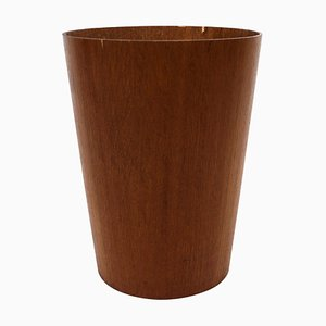 Swedish Bucket in Teak by Servex, 1960s