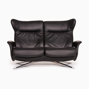Anthracite Grey 2-Seat Sofa from Joop!