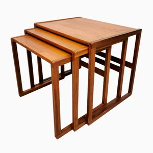 Tables Gigognes Mid-Century de G-Plan, 1950s