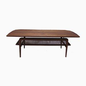 Coffee Table by Arne Hovmand-Olsen for Mogens Kold, 1960s