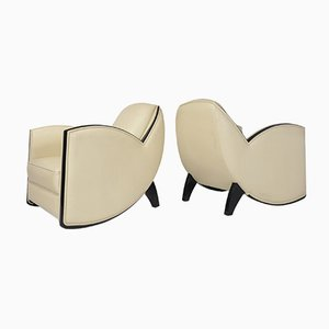 Armchairs, 2000s, Set of 2