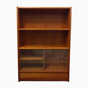 Mid-Century Teak Bookcase by Sigfred Omann for Ølholm Møbelfabrik