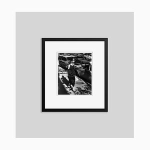 Audrey Hepburn Holly Golightly Archival Pigment Print Framed in Black