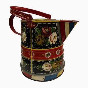 Traditionelle handbemalte Canal Ware von John M. Hill Fishley