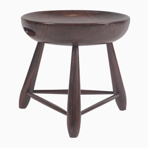 Mid-Century Modern Mocho Stool by Sergio Rodrigues for OCA, Brazil, 1963
