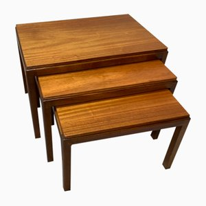 Nesting Tables by Gordon Russell, 1960s, Set of 3