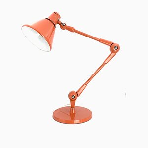 Pink & Orange Model Aure Table Lamp by Stilnovo Design Team for Stilnovo, 1960s