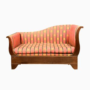 Charles X Chaise Lounge