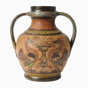 Vase from Dante Milani Montopoli, 1930s