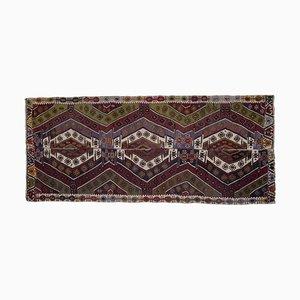 Türkischer Vintage Kayseri Kelim Teppich