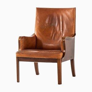 Dänischer Sessel von Frits Henningsen für Frits Henningsen, 1936