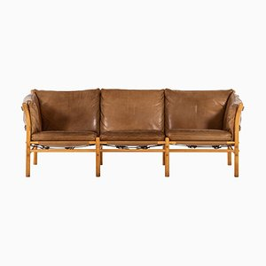 Swedish Model Ilona Sofa by Arne Norell for Arne Norell AB, 1960s