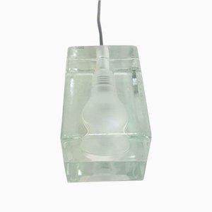 Modern Glass Block Table Lamp from Design House Stockholm